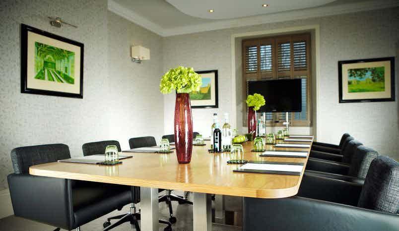 Boardroom, Alexander House