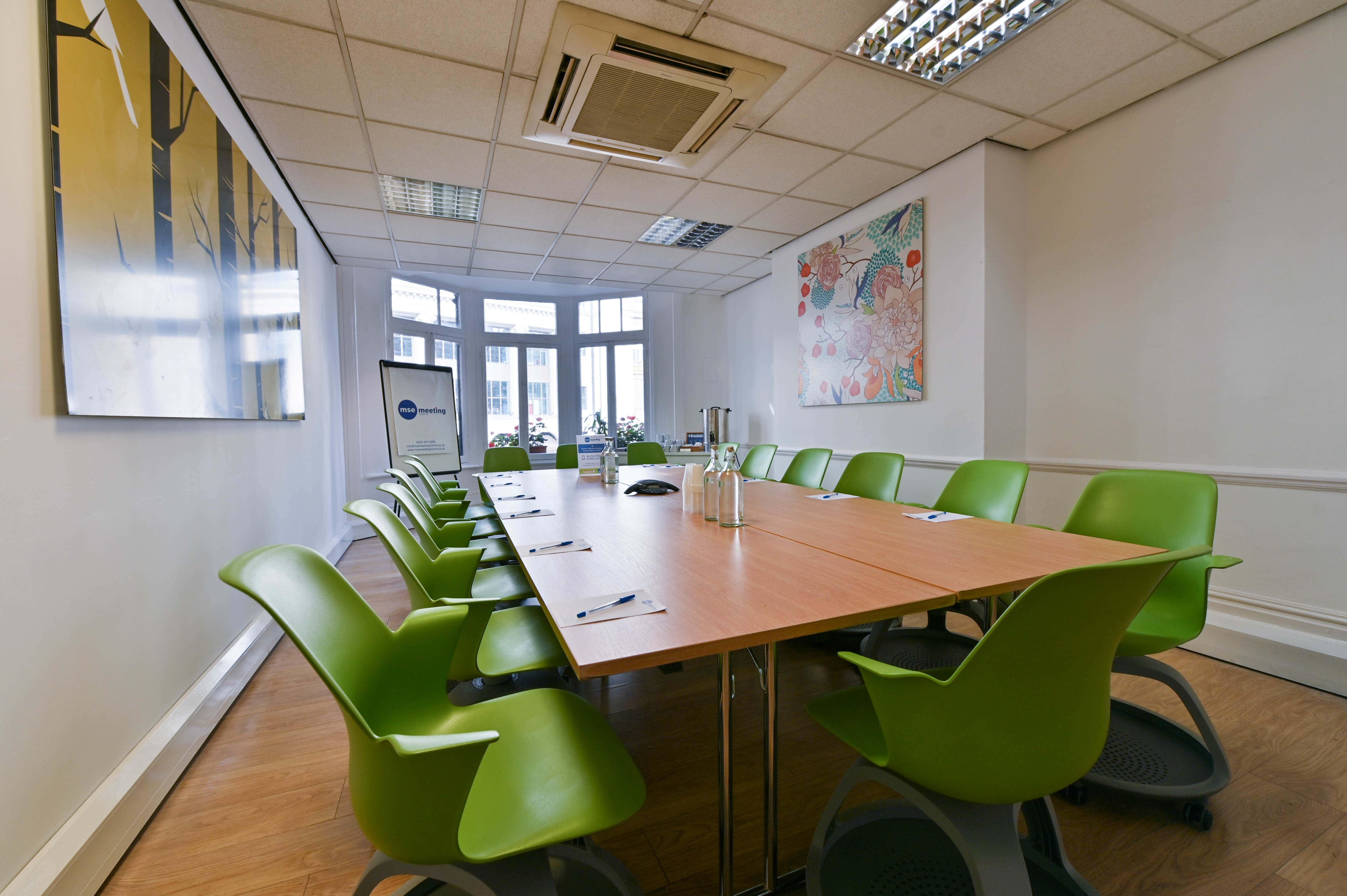 Brussels, MSE Meeting Rooms, Tottenham