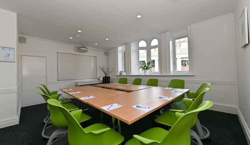 Oslo, MSE Meetings Rooms - Tottenham Court Road