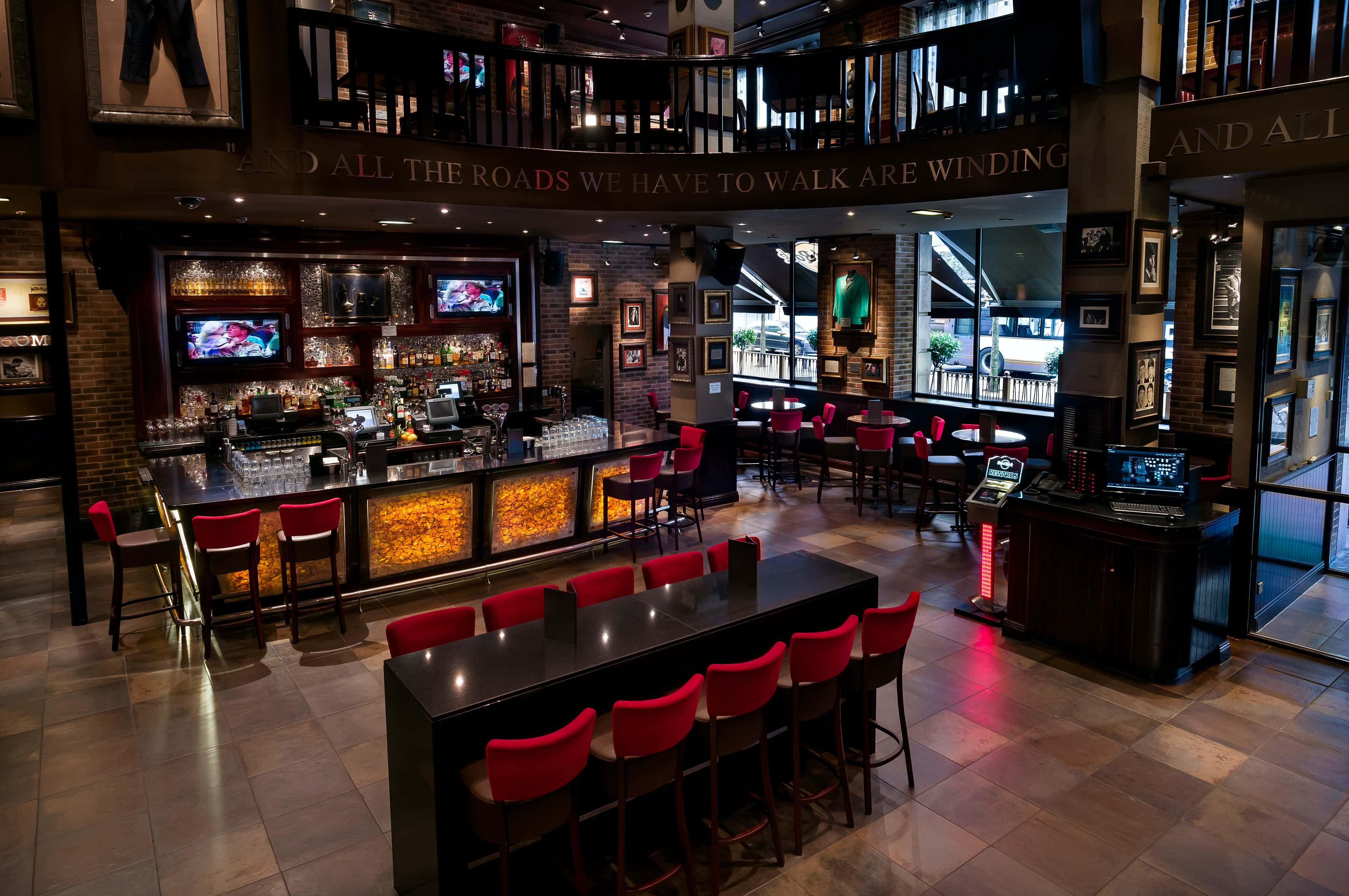 Whole Venue, Hard Rock Cafe Manchester