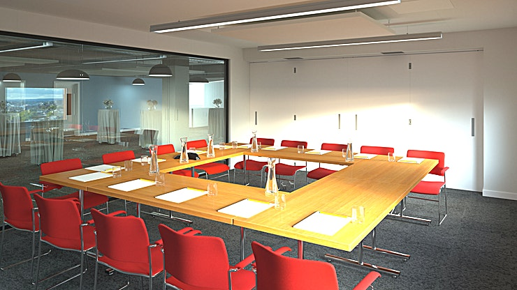 Room 103 **Room 103 at 10 Union Street is a modern meeting and creative Space for hire in Southwark.**  Located on the first floor and adjacent to Room 102, Room 103 can accommodate up to 30 Guests in theatr