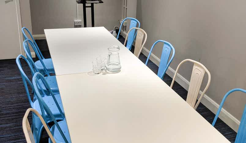 The Meeting Room, The Minded Institute