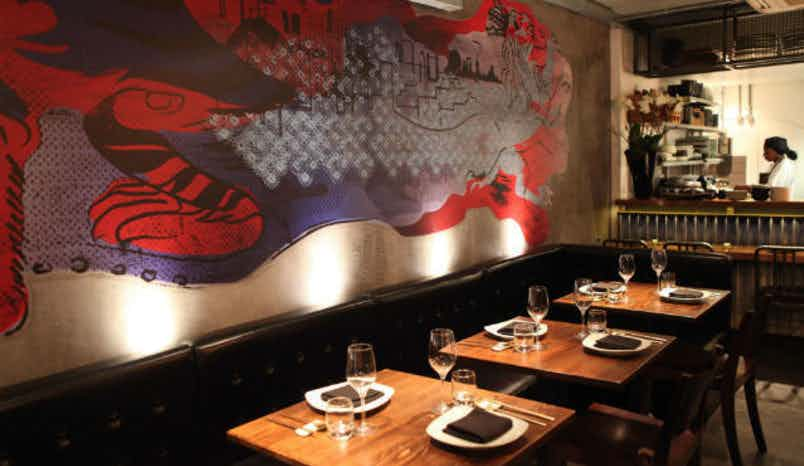 Downstairs Private Room, Day Hire, Jinjuu