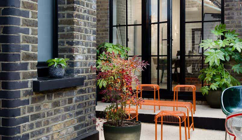 Private Outdoor Courtyard, Uncommon Highbury & Islington