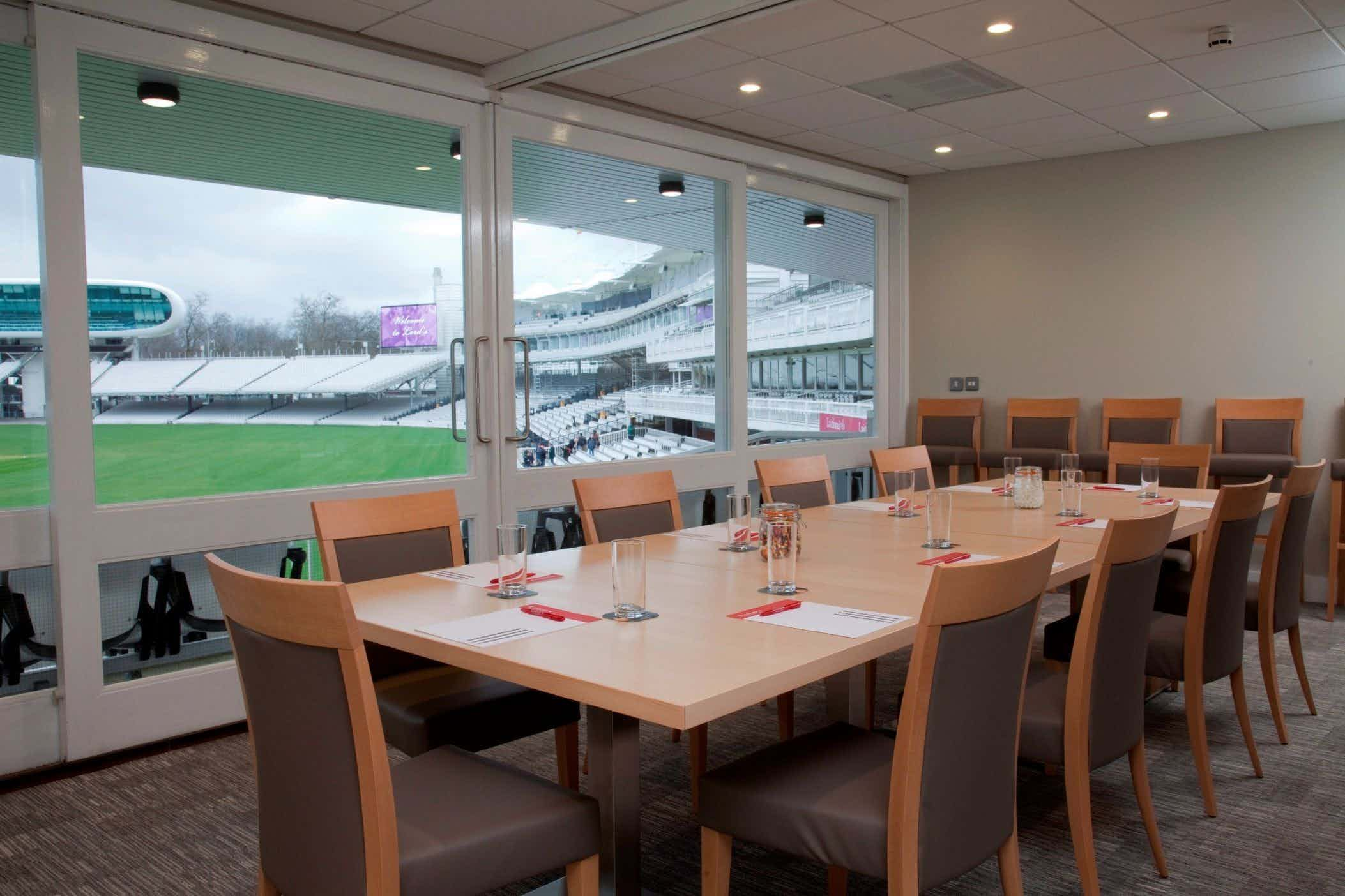 Tavern Meeting Rooms, Lord's Cricket Ground