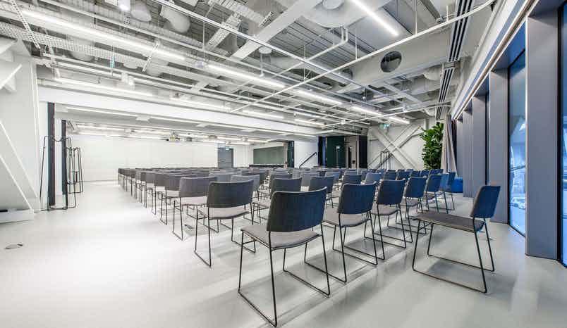 Event Hall, Storey Club