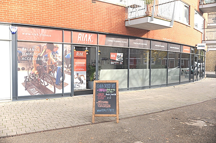 Studio/event space **The RIAK Fitness Studio provides a multi-functional studio and event Space for hire in north London.**