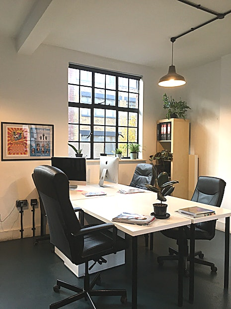Top Floor Meeting Room **A state-of-the-art meeting room for hire in Kings Cross.**