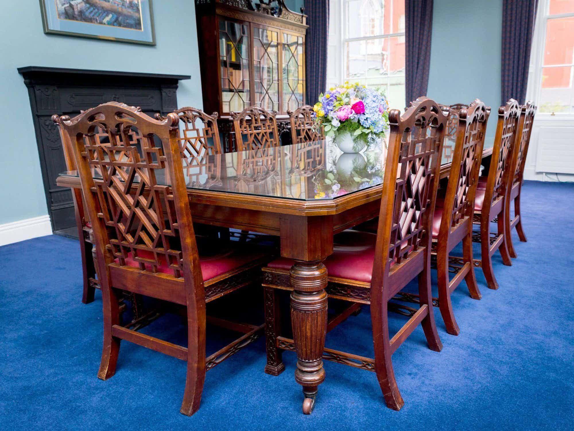 Boardroom, Chester Beatty