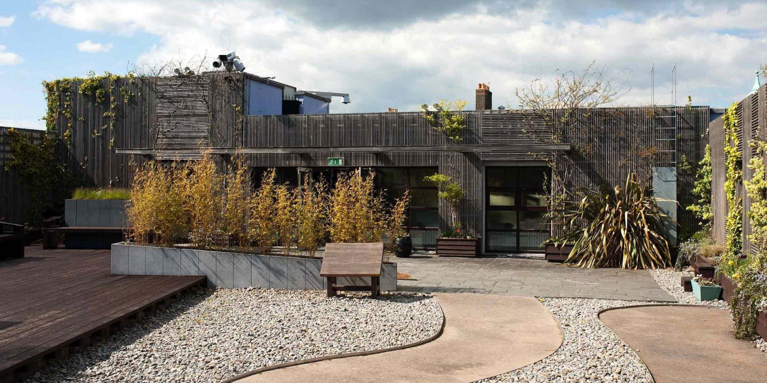 Roof Garden, Chester Beatty