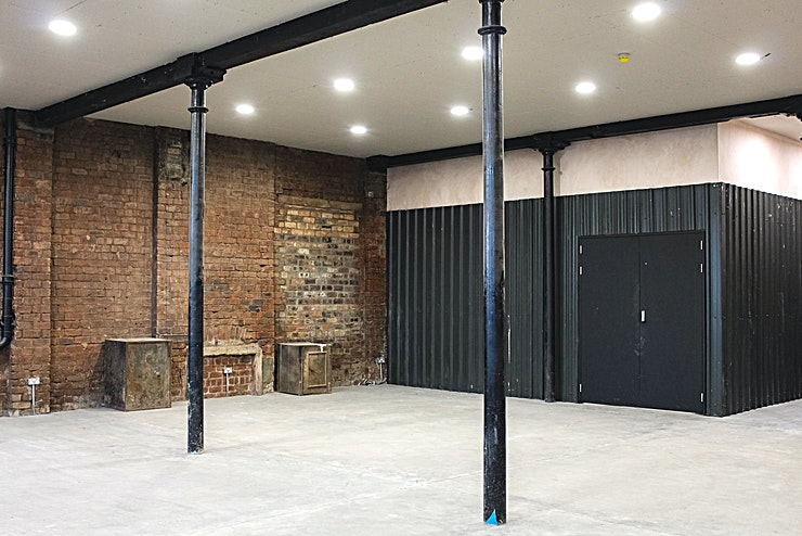 The Workshop **The Workshop at The Engine Works is a multi-functional event Space for hire in Glasgow.**