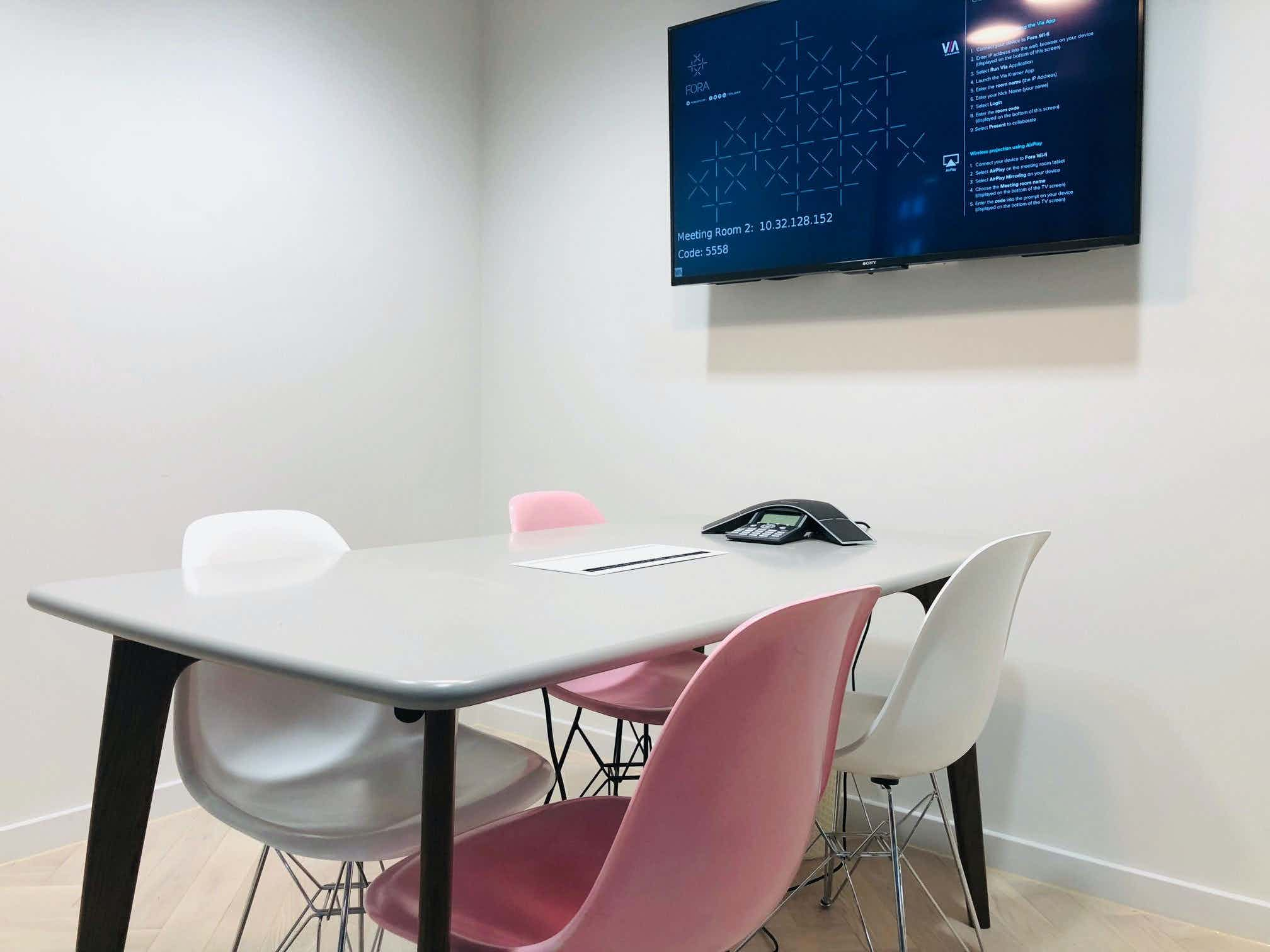 Meeting Room 2, Fora Reading