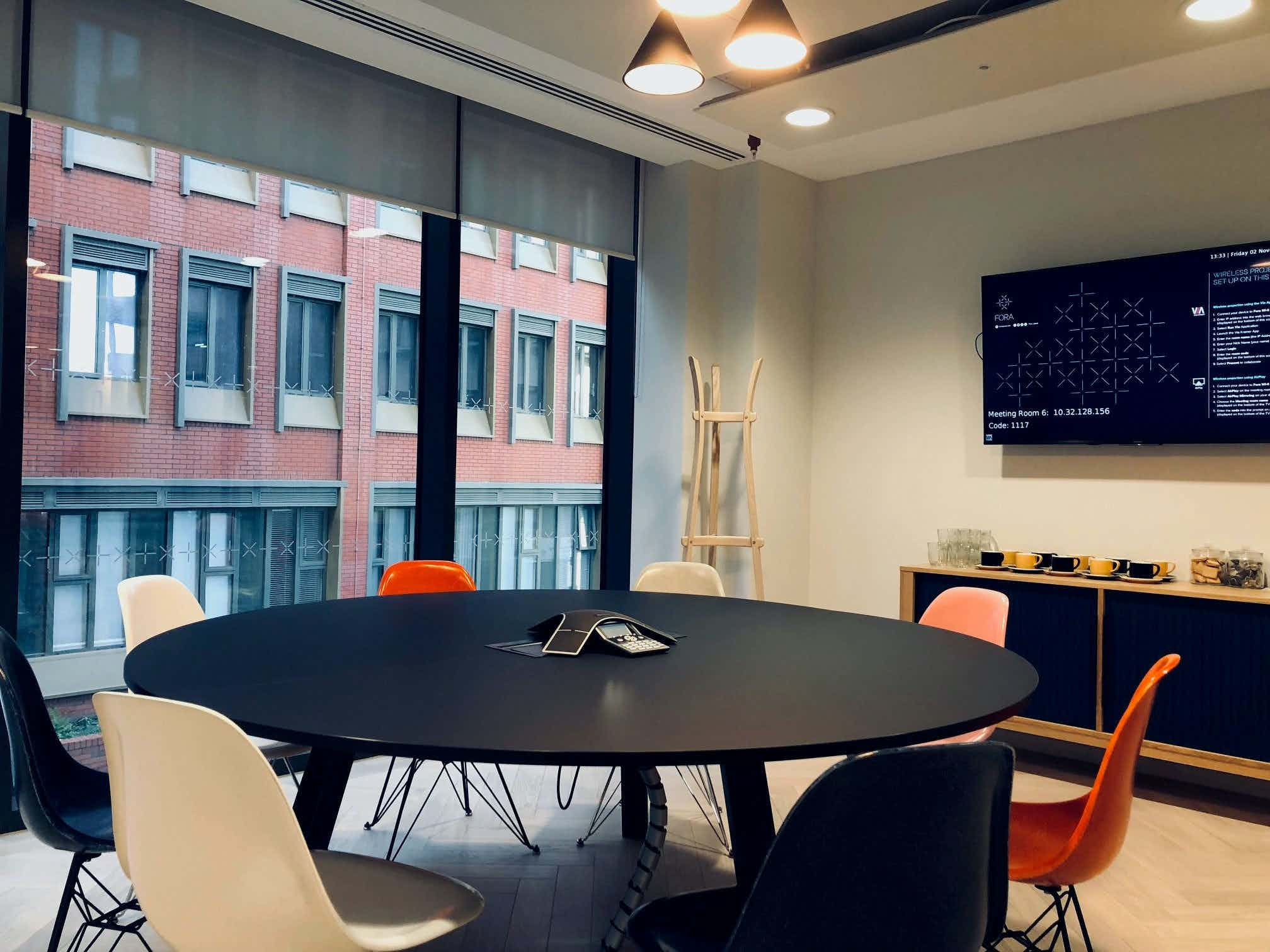 Meeting Room 6, Fora Reading
