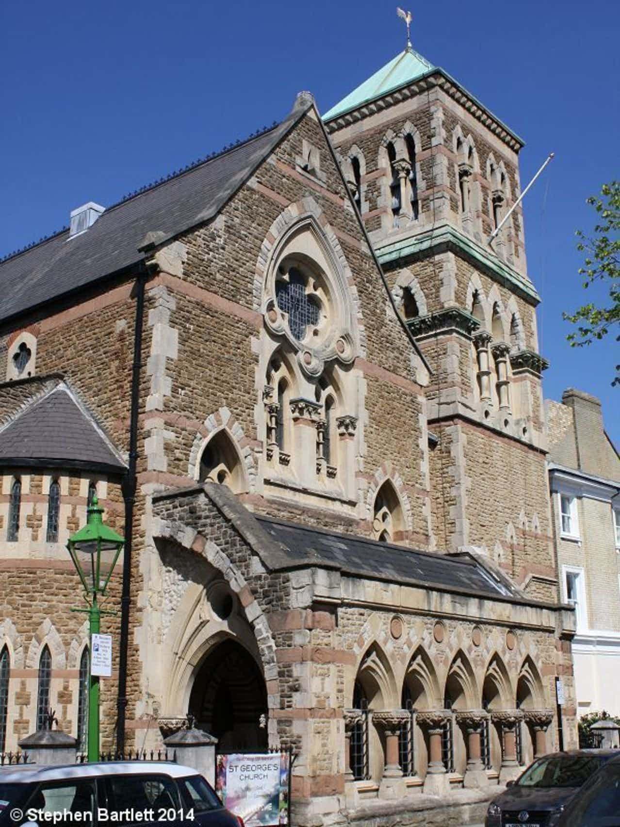 Church Hall, St George's Church
