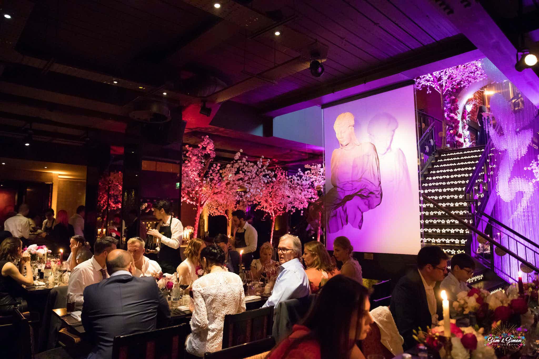 Lower Ground Floor, Buddha-Bar