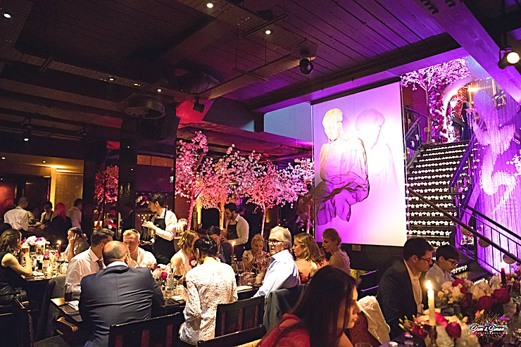 Lower Ground Floor **You can hire the main restaurant at Buddha-Bar for one of the best options for venue hire London has to offer for your next corporate event!** 