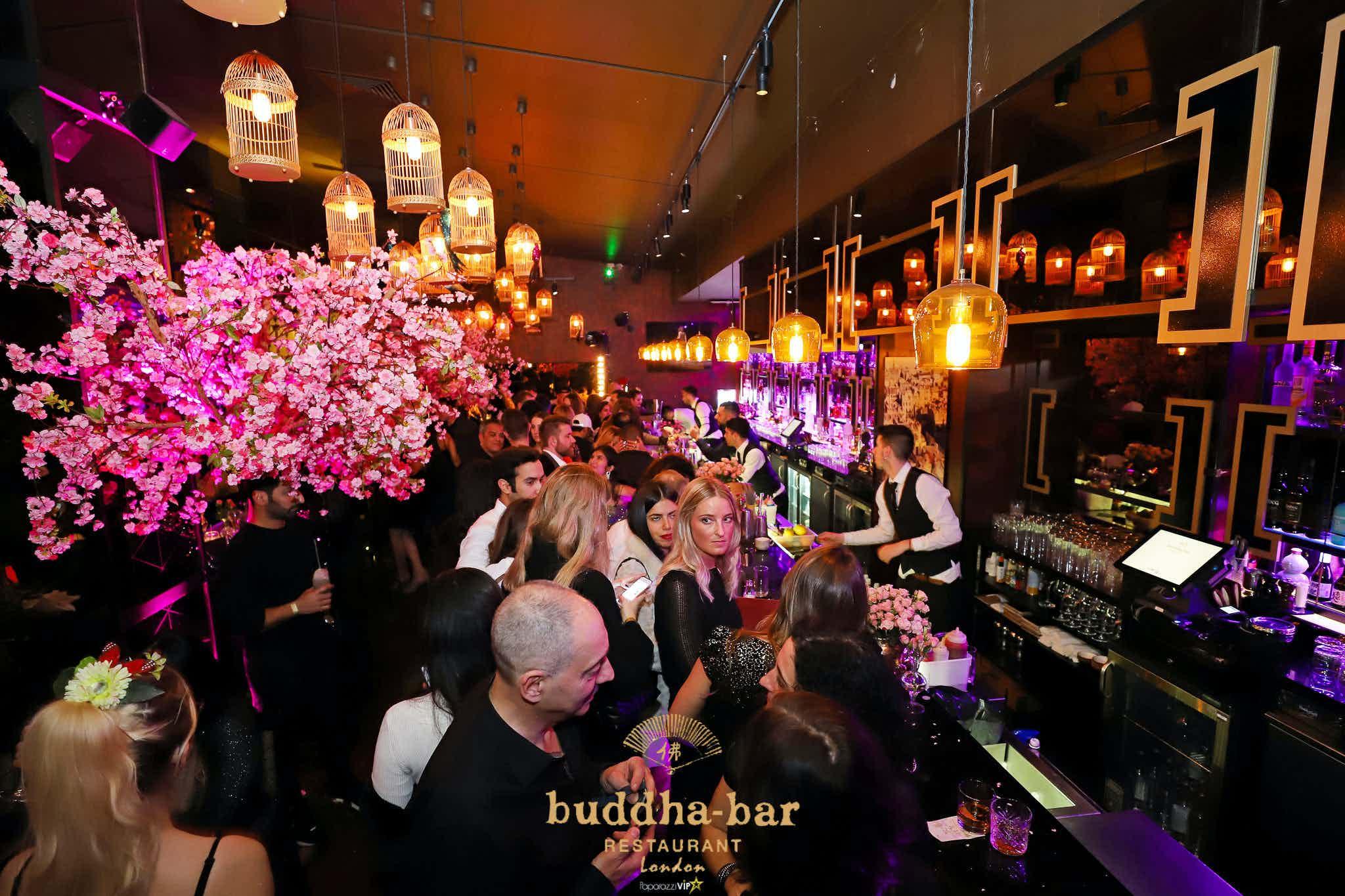 Ground Floor, Buddha Bar London