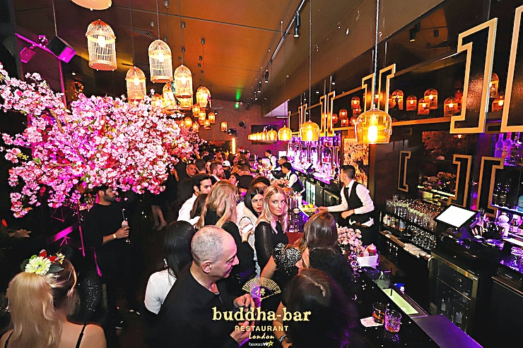 Ground Floor **Hire the Bar at Buddha Bar London for one of the best options for private party venues the city has to offer.**