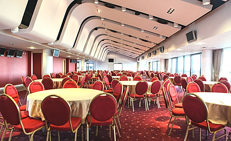 Papillon Suite **Full of character, history and prestige, there is no better venue in Liverpool or the North West to make your event one to remember!** 