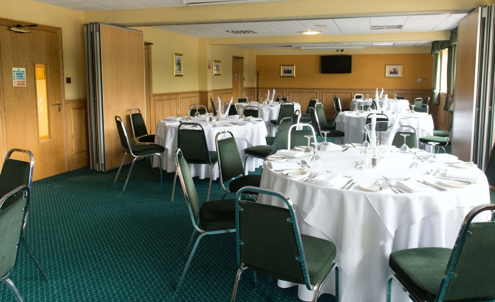 Davies Suite, Haydock Park Racecourse