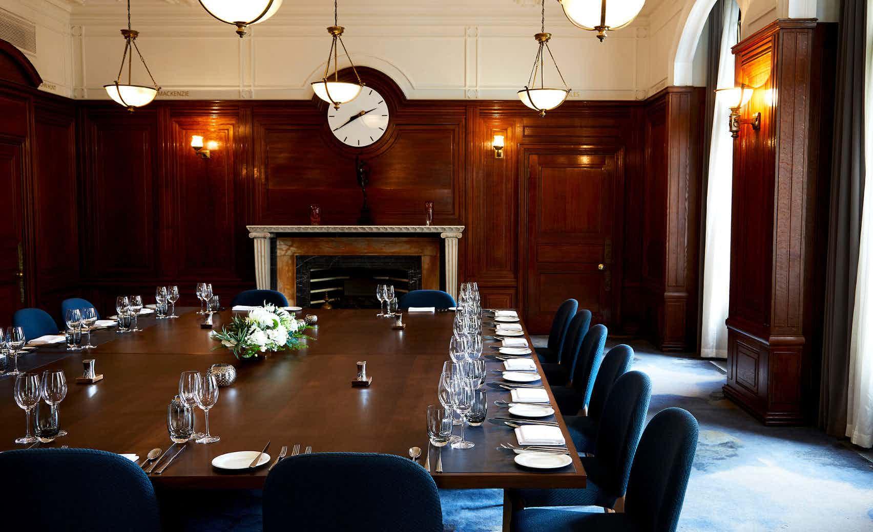 Princes Gate, Heritage Room, 30 Euston Square