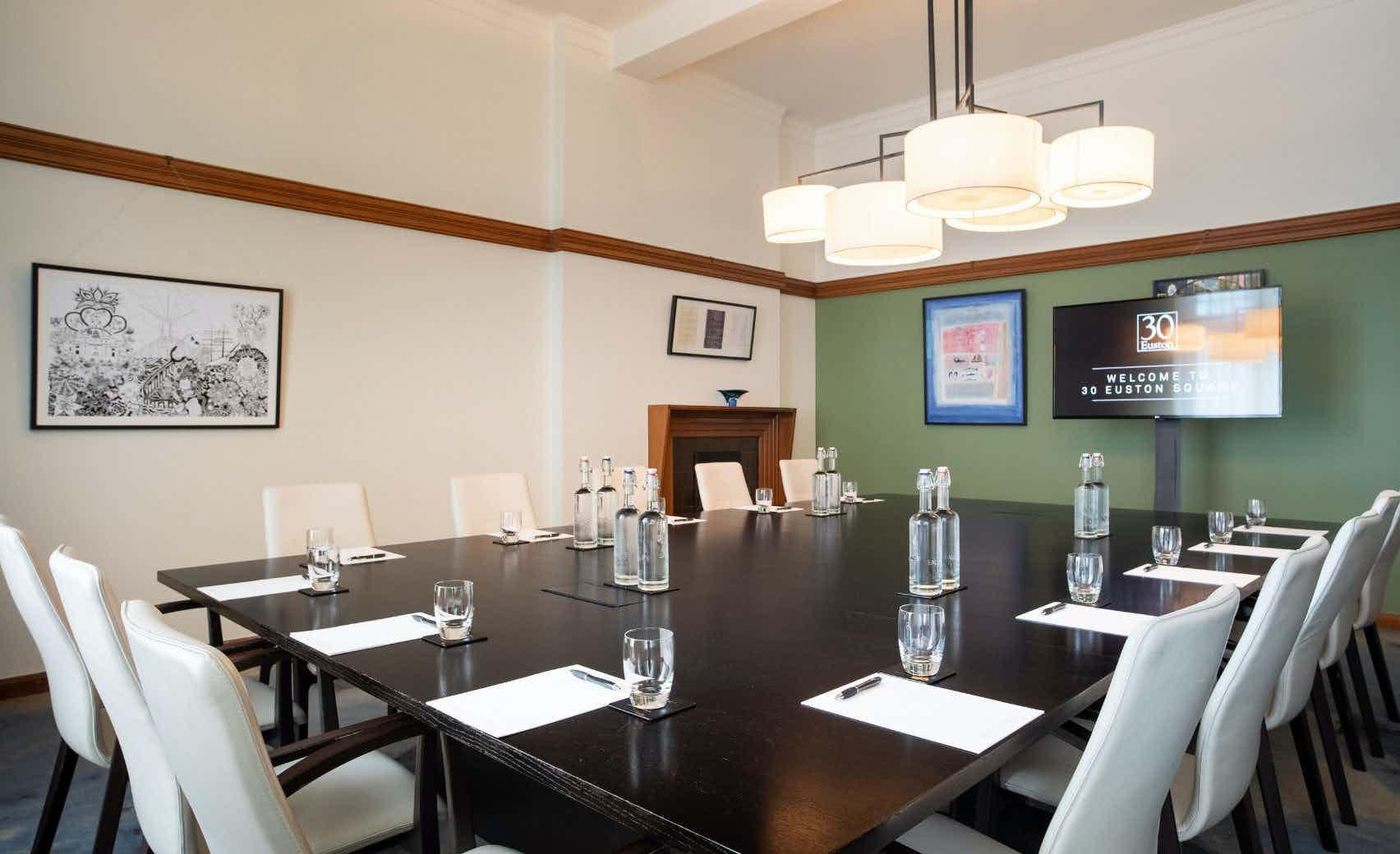 Scotland, Heritage Room, 30 Euston Square