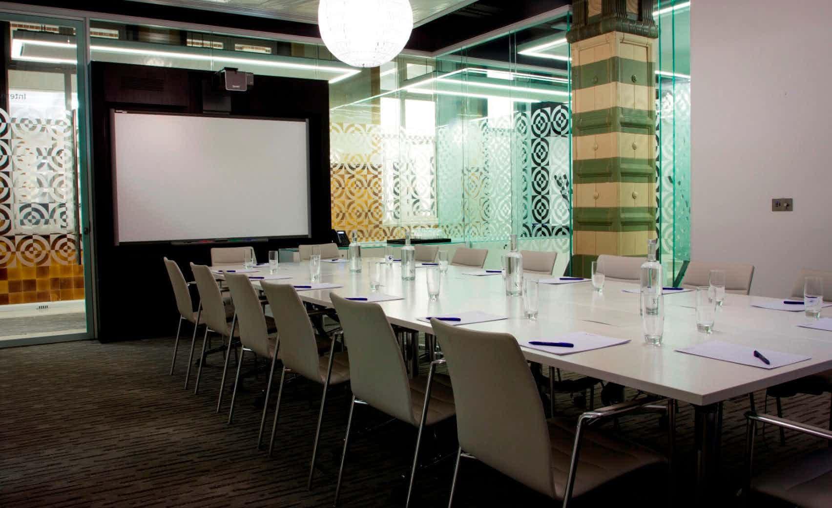 Ground Floor Meeting Room 1, 30 Euston Square