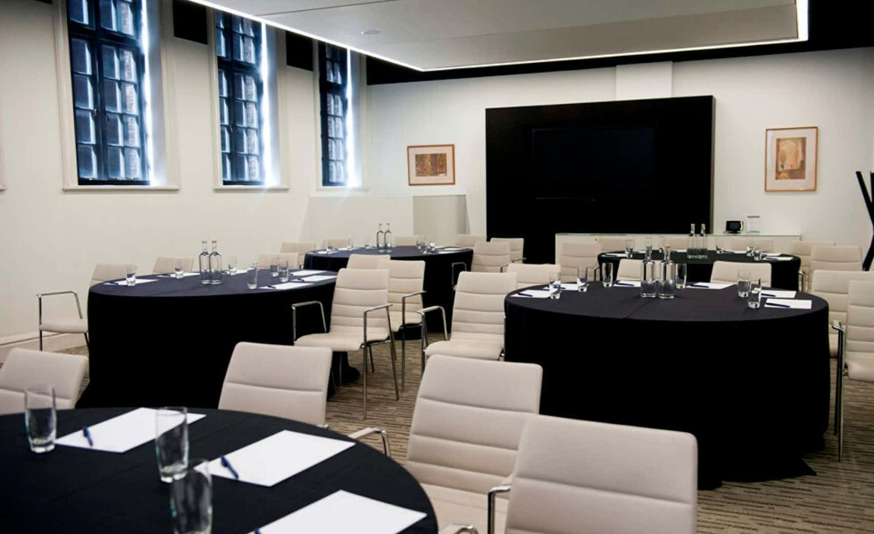 Ground Floor Meeting Room 5, 30 Euston Square
