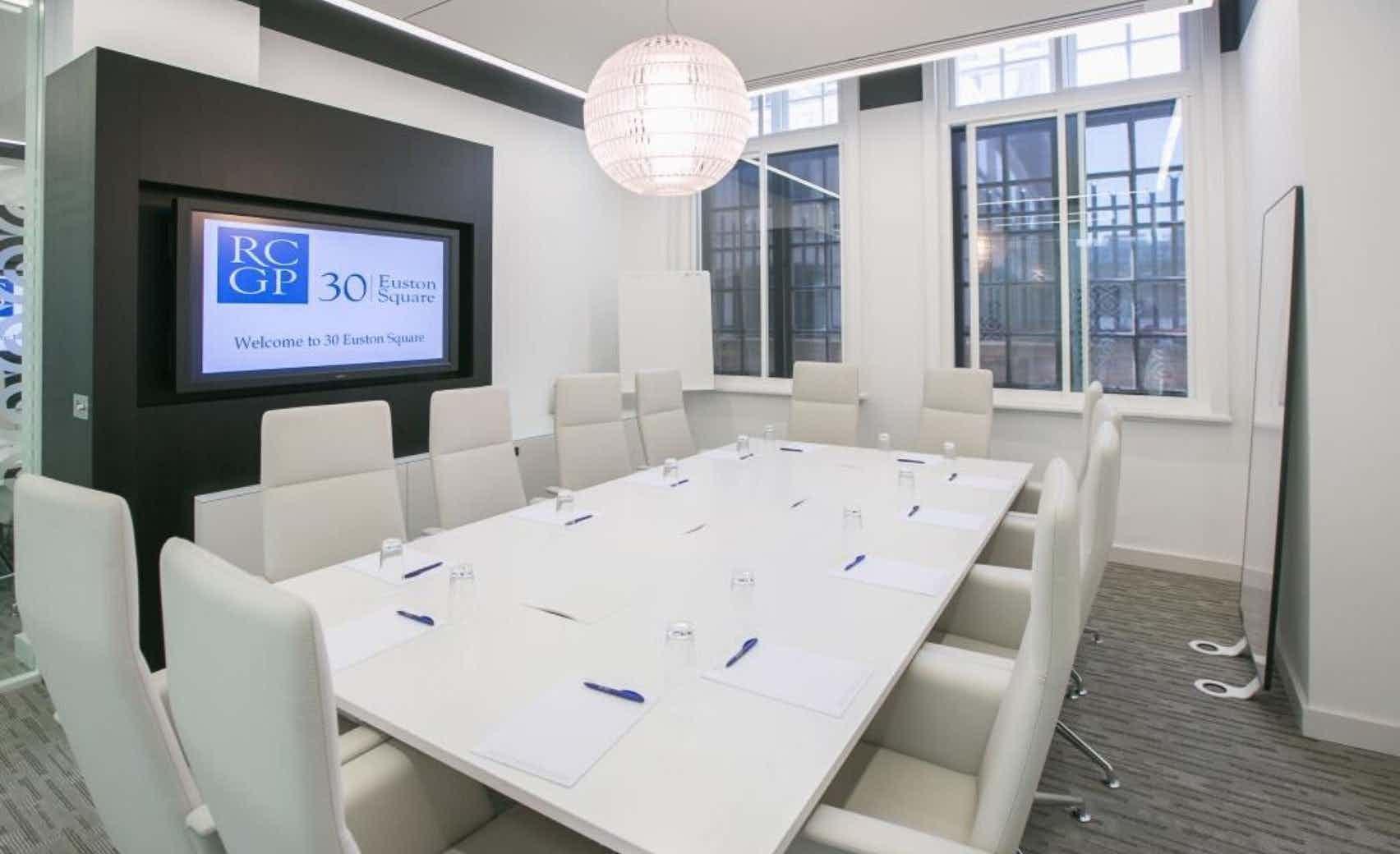 Ground Floor Meeting Room 6, 30 Euston Square
