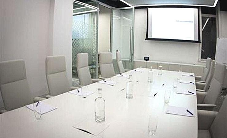 Ground Floor Meeting Room 12 **At 30 Euston Square you will find a collection of state-of-the-art meeting rooms which are perfect for a range of occasions.**  G12 is fully equipped with integrated AV equipment and LCD screen to