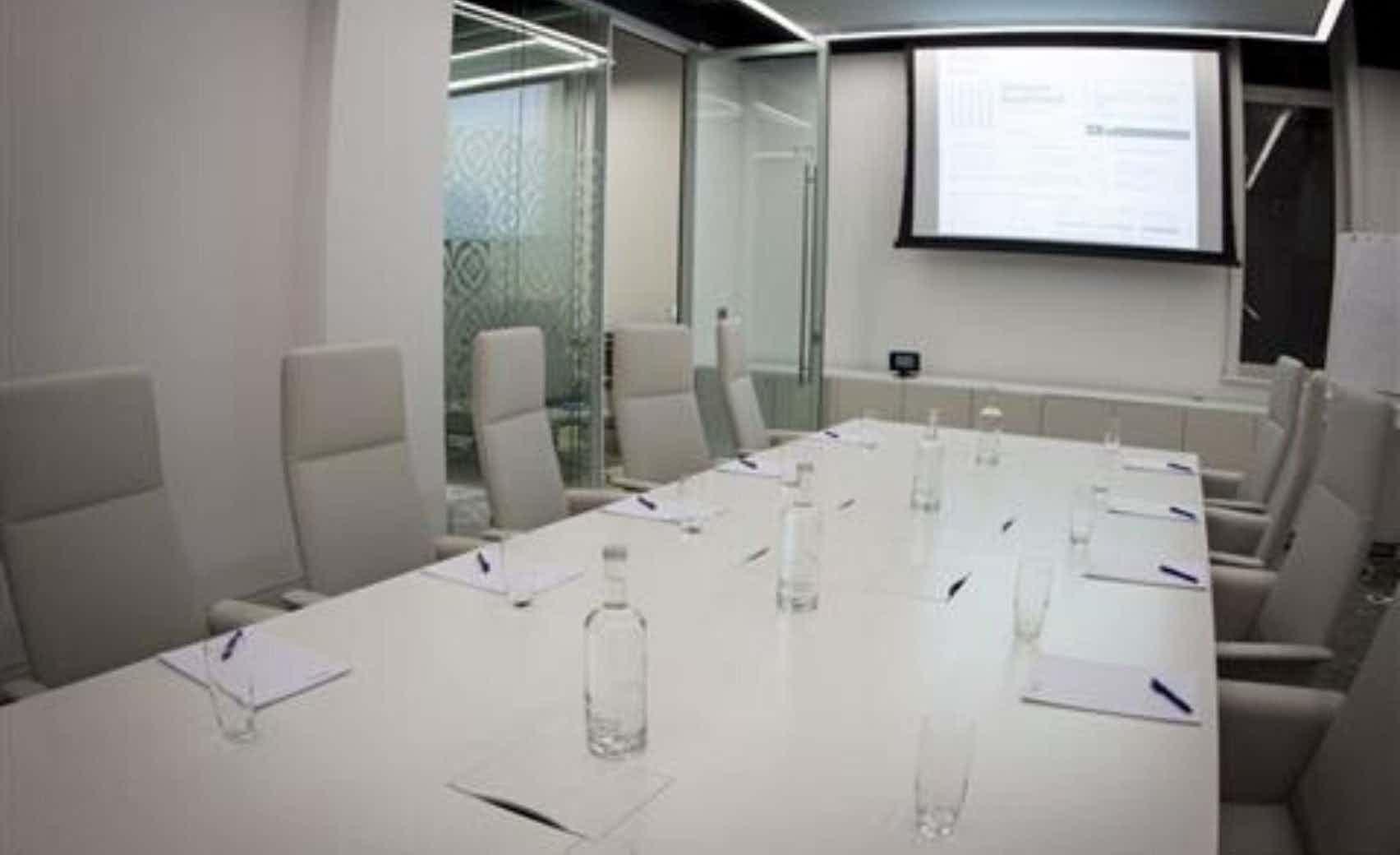 Ground Floor Meeting Room 12.13, 30 Euston Square
