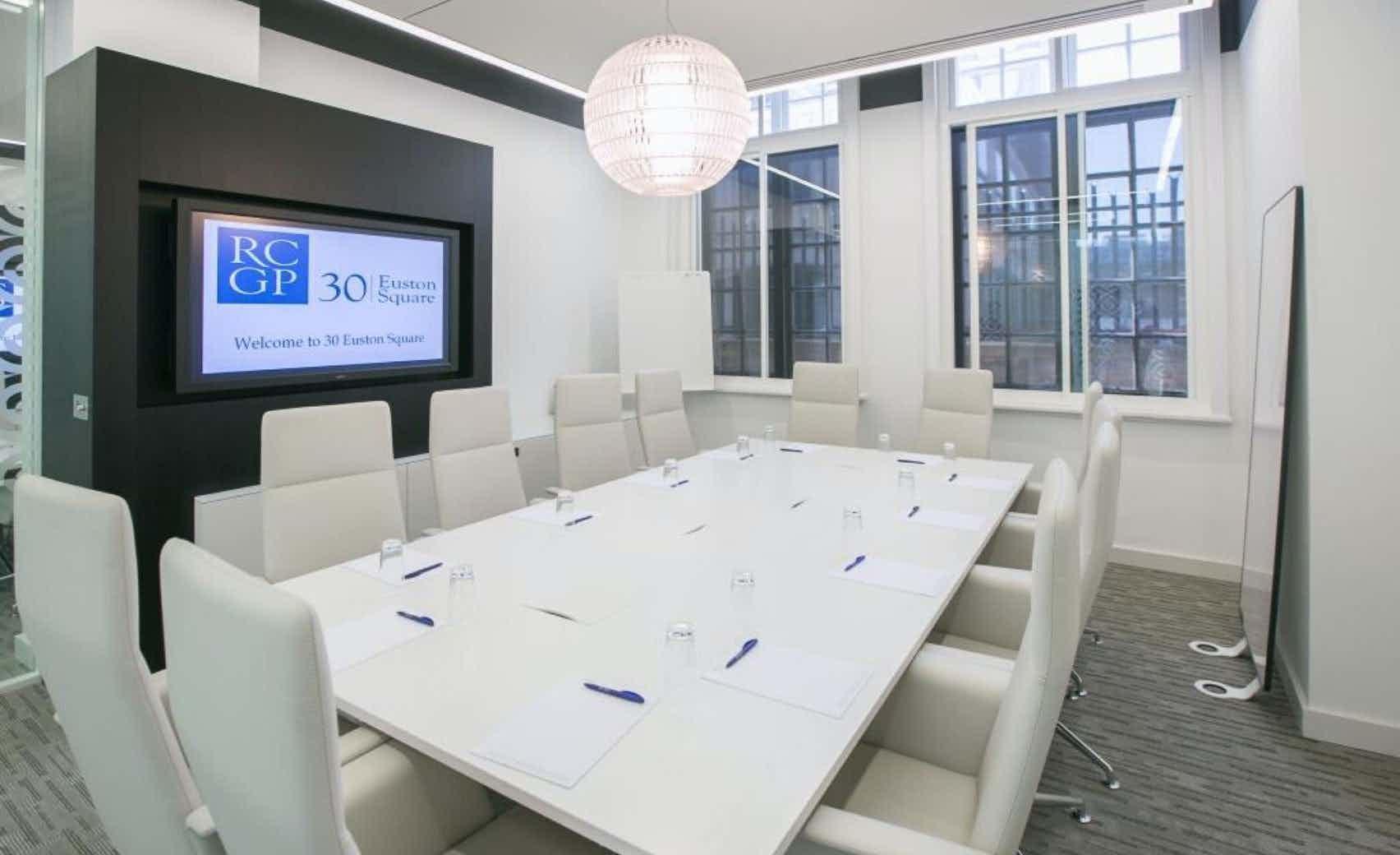 Ground Floor Meeting Room 15, 30 Euston Square