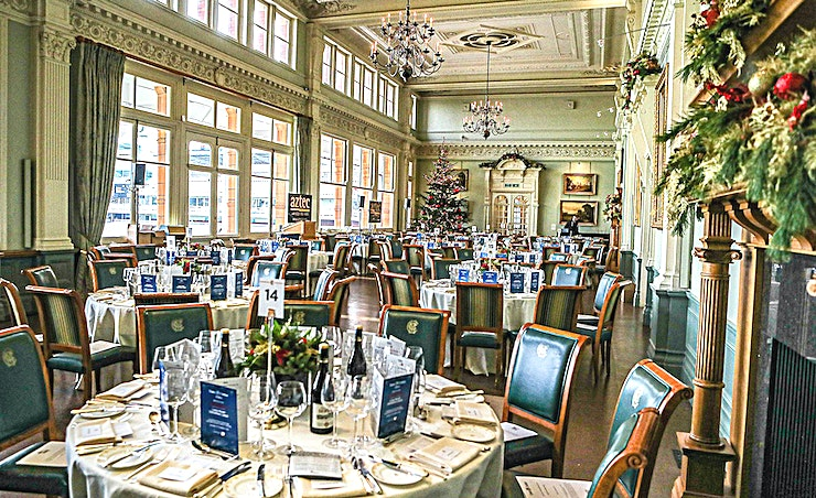 The Long Room **Want a unique venue to hire in an inconic London landmark? Welcome to the Long Room at Lord's Cricket Ground.**