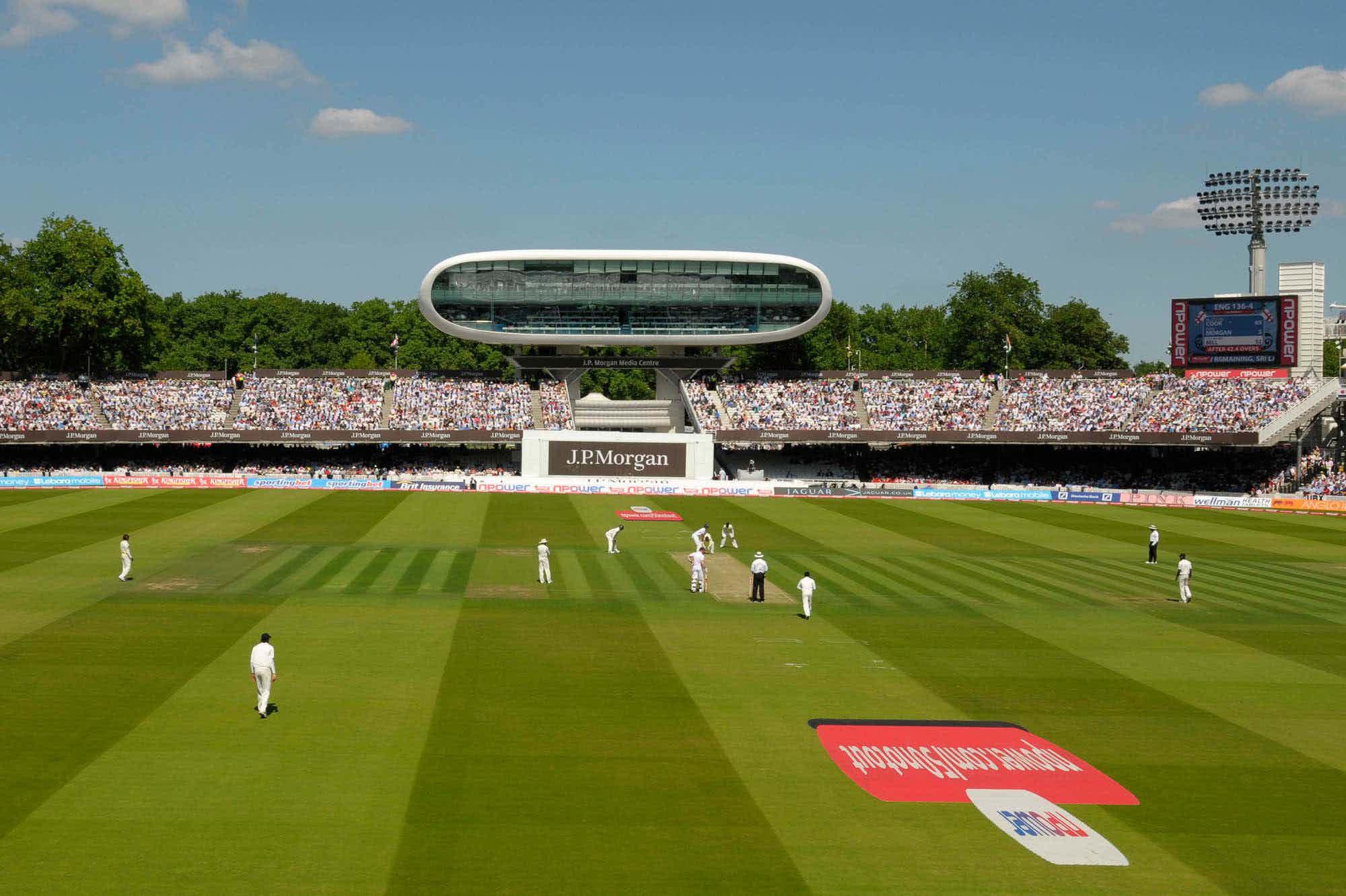 J.P. Morgan Media Centre, Lord's Cricket Ground