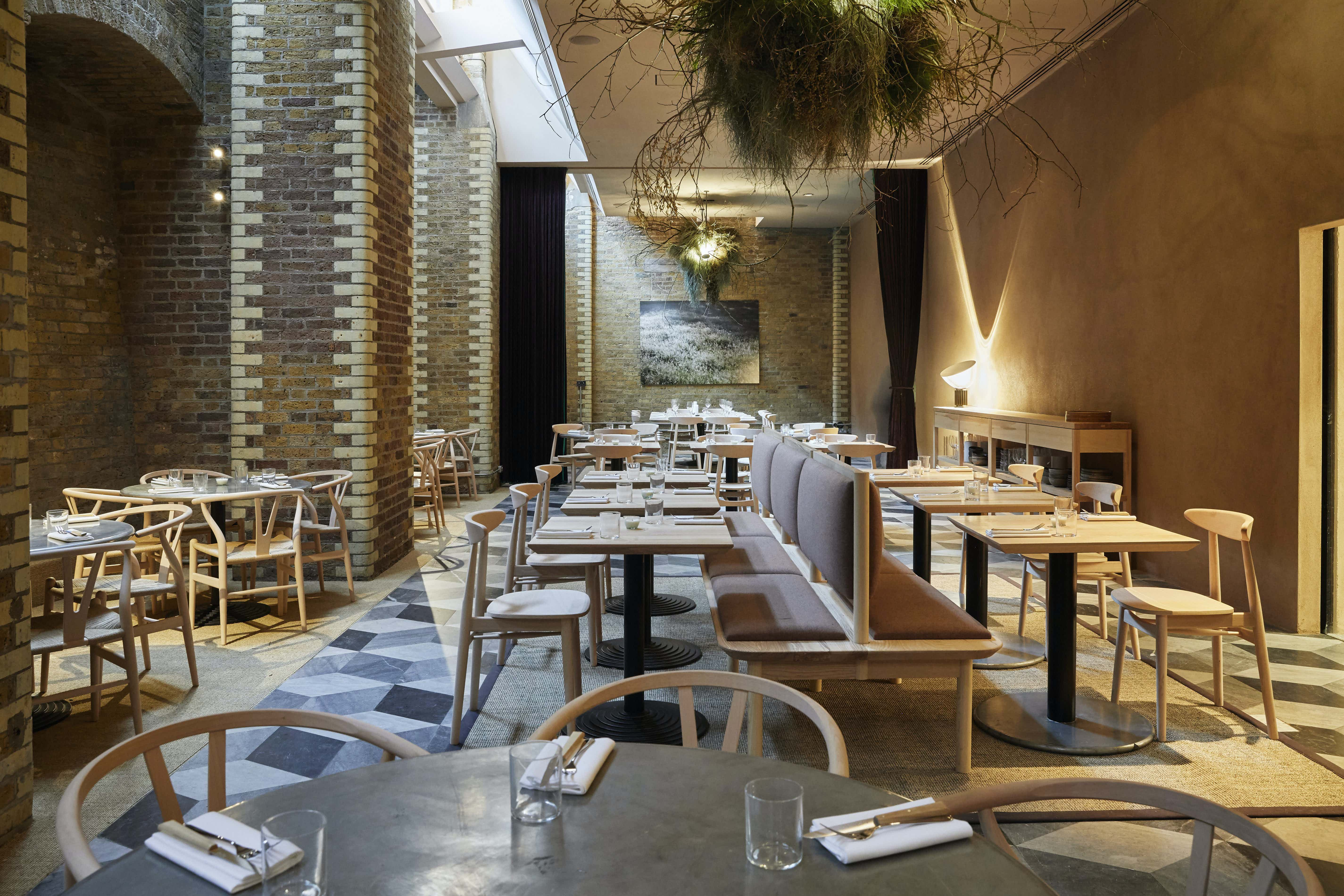 Wilder Restaurant & Bar, Boundary London