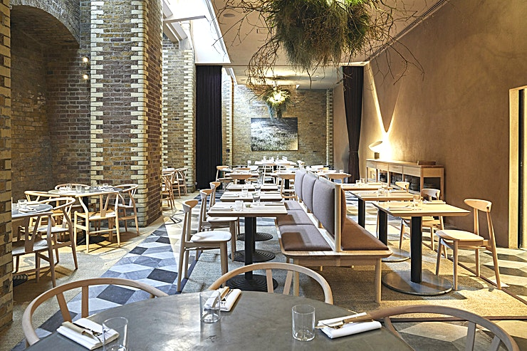 Wilder Restaurant & Bar **Wilder Restaurant & Bar is the result of a creative partnership between Sir Terence Conran and Chef  Richard McLelllan.**   Wilder utilises the flavours from natural and considered British ingredi