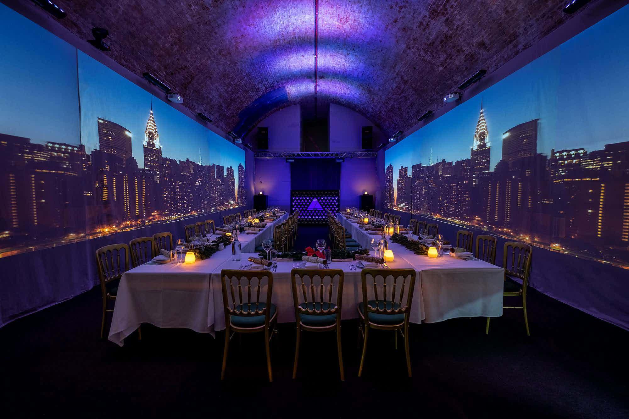 Main Event Space, Aures London