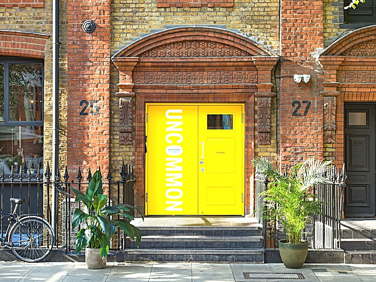 Meeting Room 4 **Meeting Room 4 at Uncommon Highbury is a bright and airy creative Space for hire in Islington.**