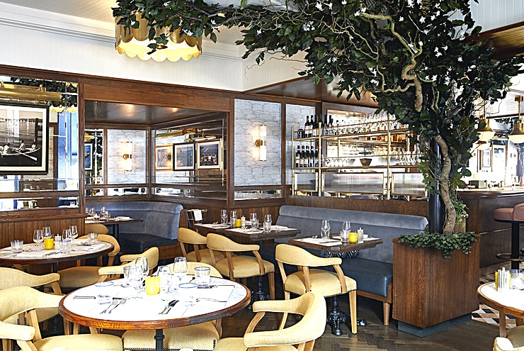 Chucs Belgravia **Chucs Belgravia is a stylish restaurant Space for hire in London.**  With 55 covers and room for over 100 standing, Chucs Belgravia is the collection's most ambitious location so far.   Featurin