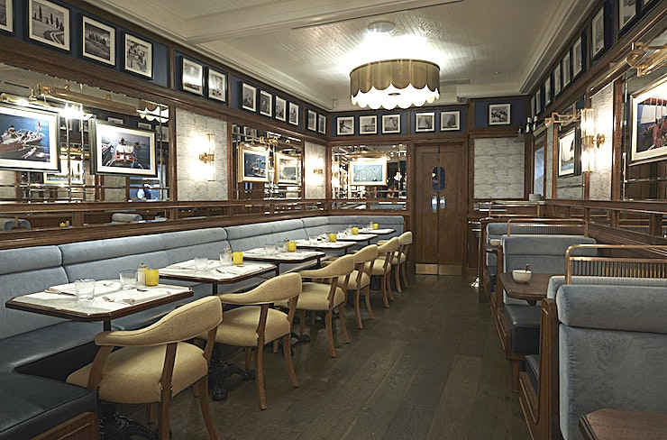 The Chucs Collection **Chucs Cafe Chelsea is a stylish private event Space for hire in London.**  Located in the heart of Chelsea, just a two-minute walk from Sloane Square, the latest addition to the Chucs Group is the