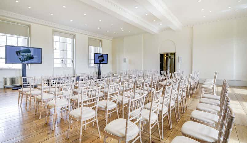 Portico Rooms - DDR Package, Canape and Bowl Food, Somerset House