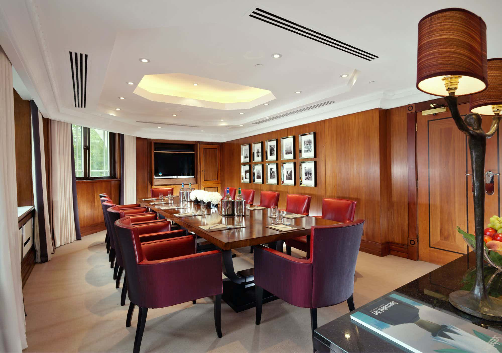 The Boardroom, The Dorchester