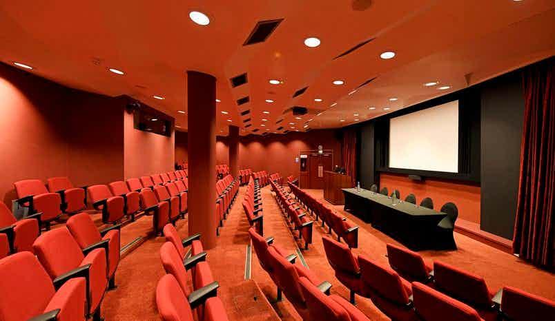 Auditorium, SCI Belgravia