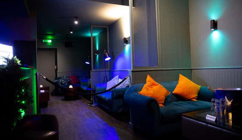 Private VIP Area, @ Bar