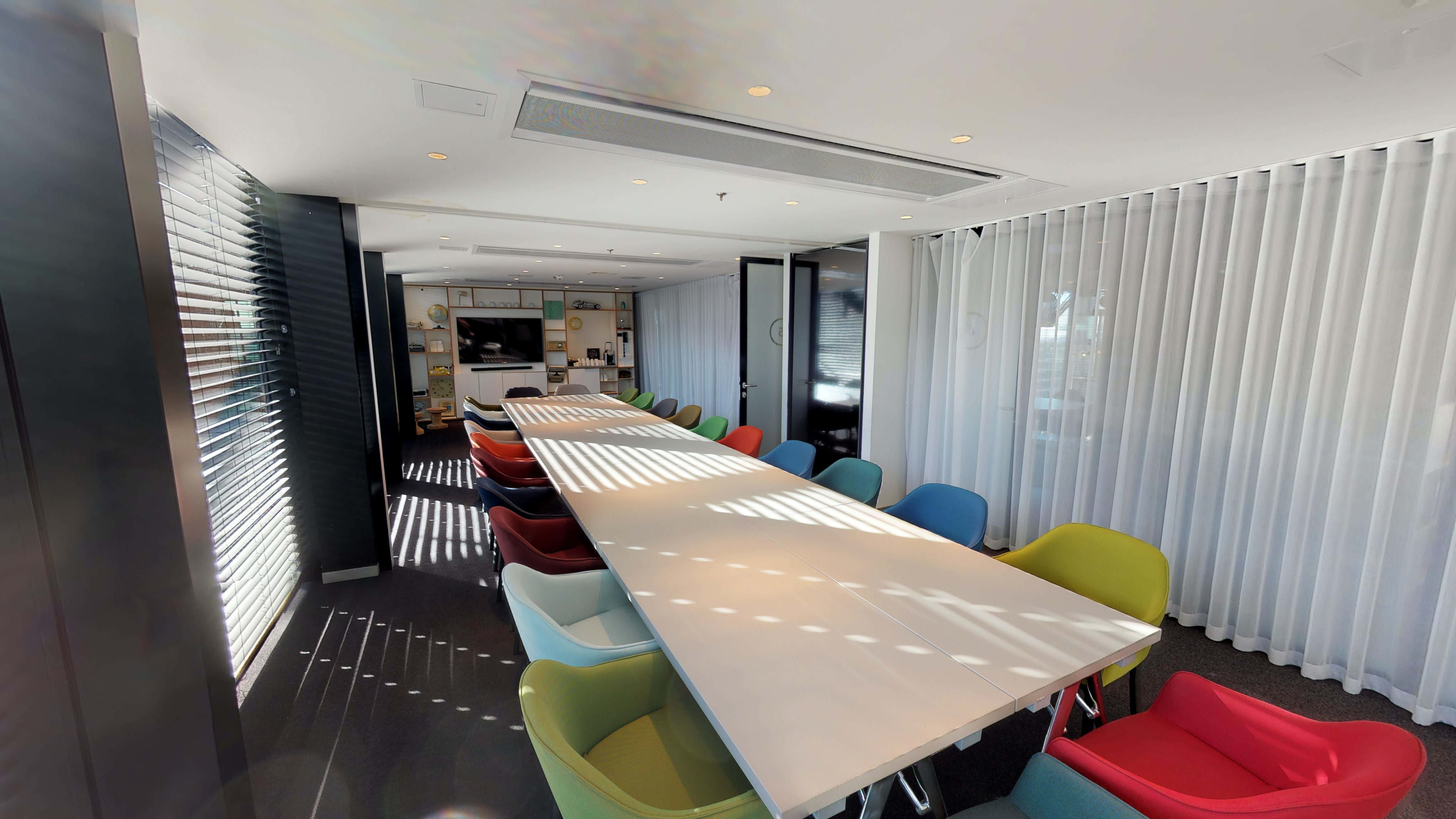 Meeting Room 9, societyM at citizenM