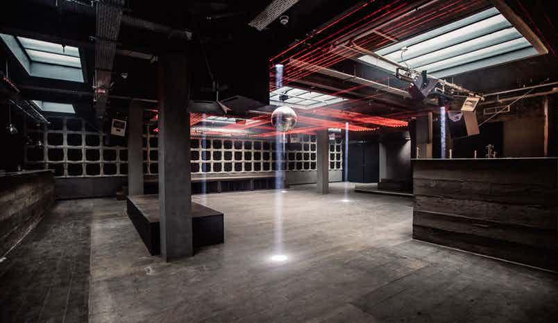 Main Clubroom, PHONOX