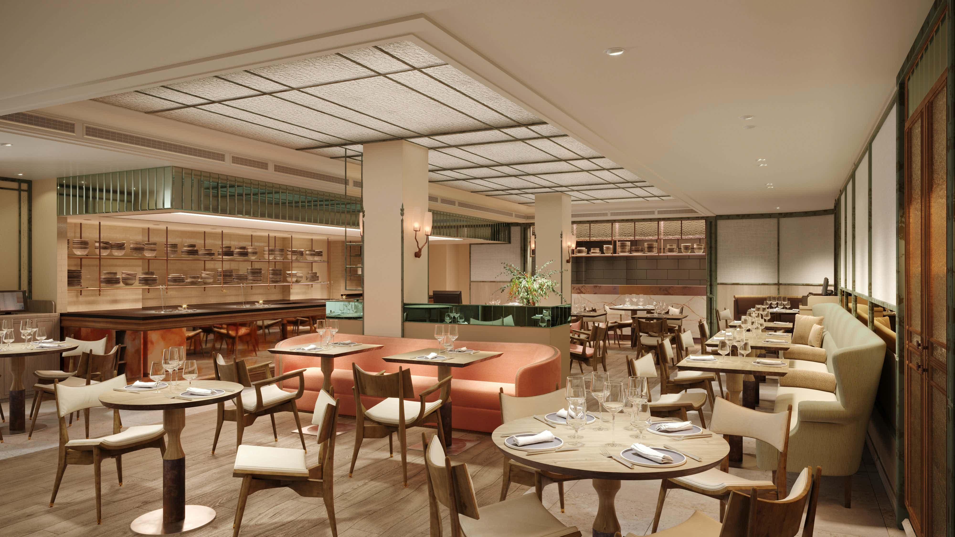Restaurant, Tamarind Restaurant