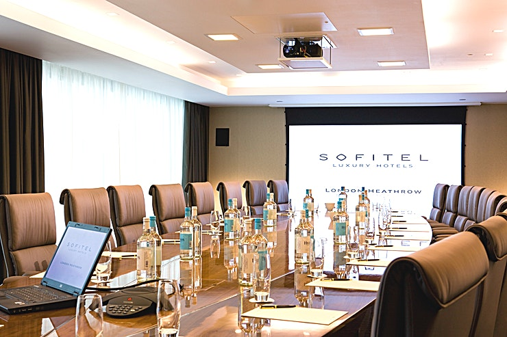 Opera  Boardroom **Located on the ground floor, the Opera Boardroom has in-built audiovisual equipment including Blue-Ray DVD Player, CD and VHS Player, TV Receiver (chargeable) and 5.1 surround system.