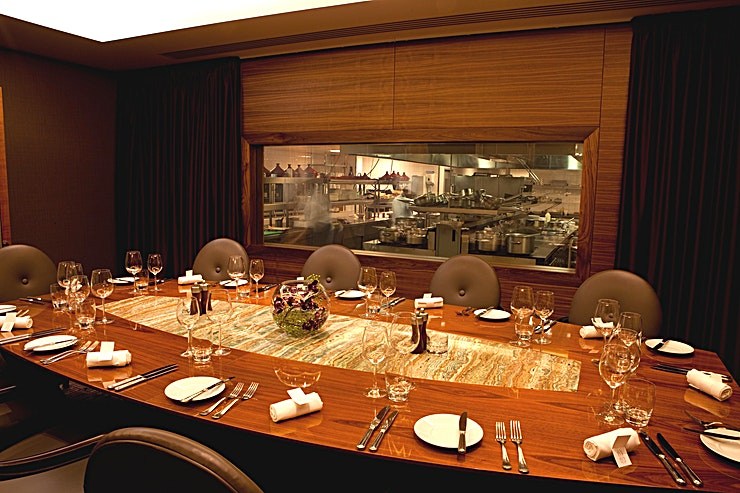 Salon Privé **Salon Privé at Sofitel London Heathrow is a stylish and intimate private dining room for hire in London.**