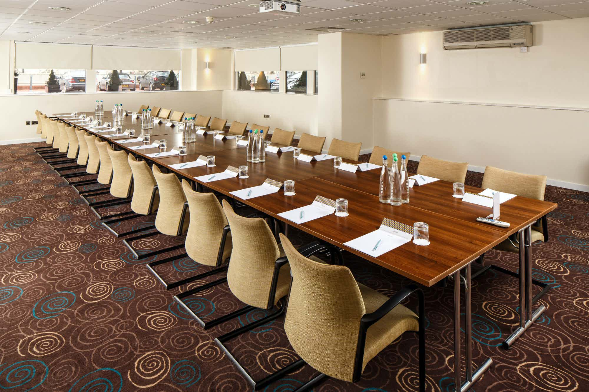 Portland Suite, Mercure Manchester Piccadilly Hotel